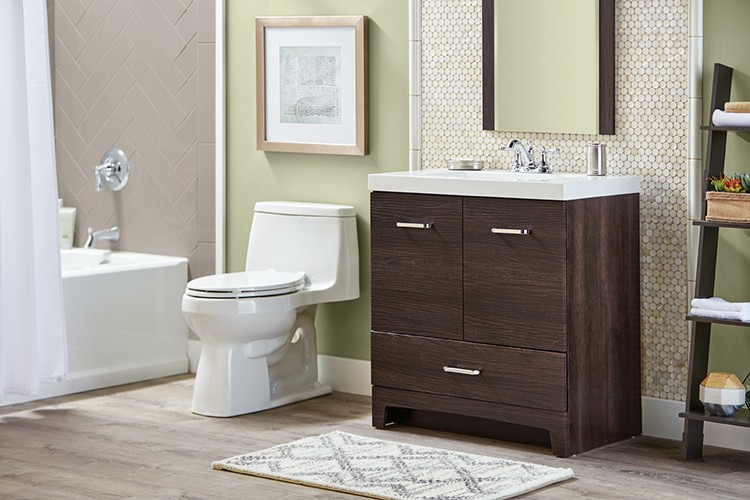 On-Trend Bathroom Ideas: Modern Look