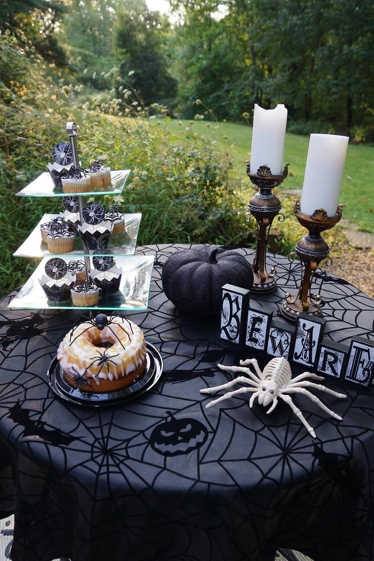 Halloween Dinner Party