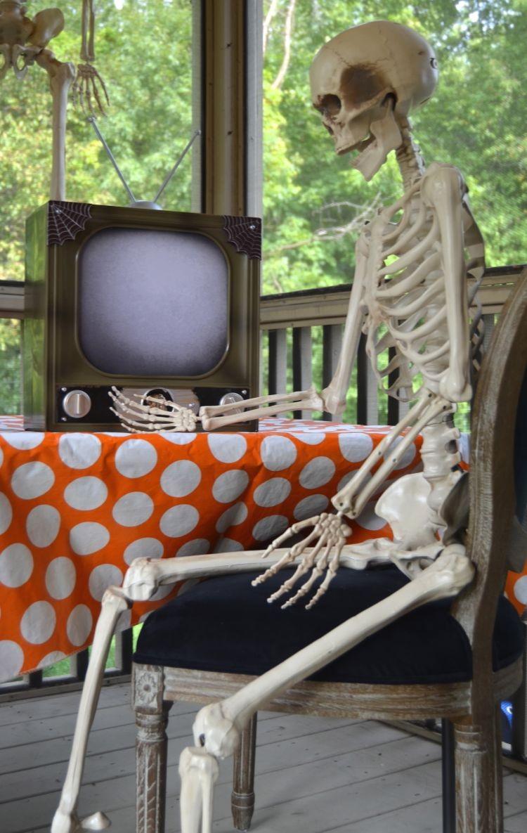Halloween Skeleton Decorations