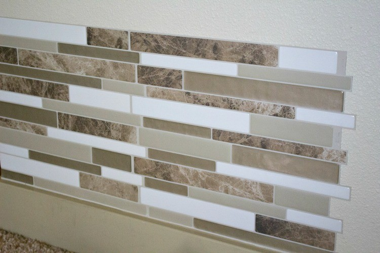 Kitchen Island Tile