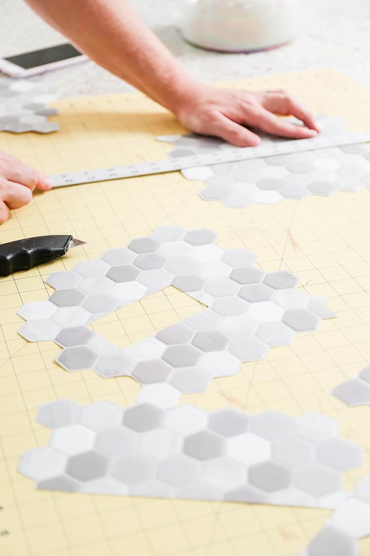 Tile Makeover