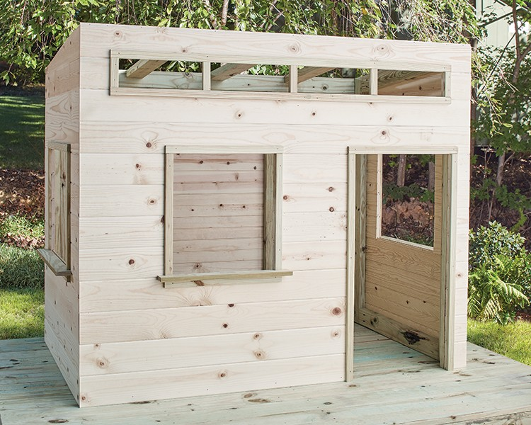 Build a Playhouse