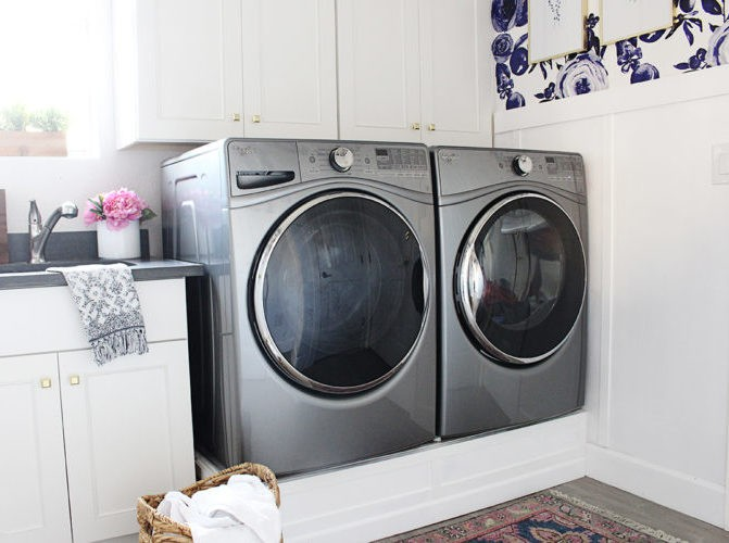 Round Up: Updating Your Laundry Appliances