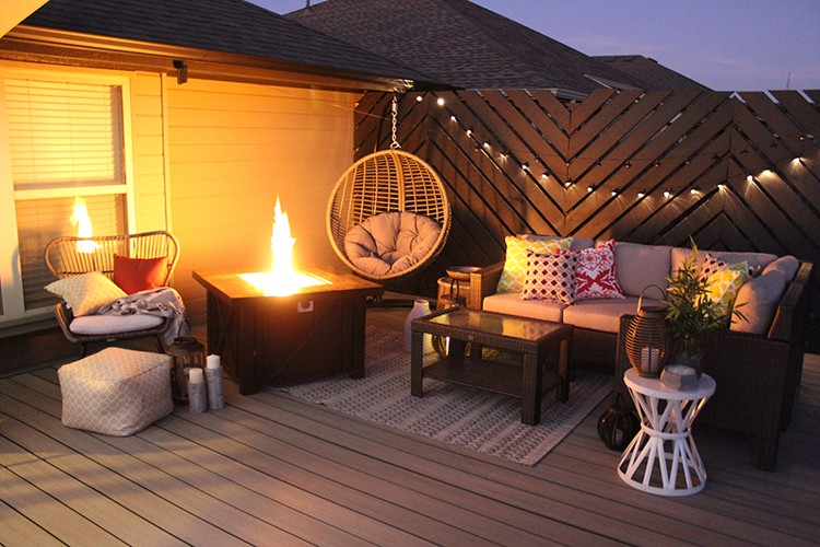 5 Steps to the Perfect Backyard: Build a Floating Deck