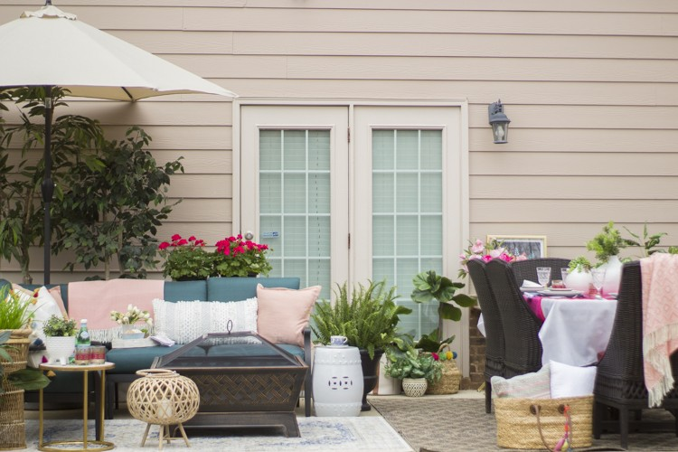 Sprucing Up Your Spring Patio