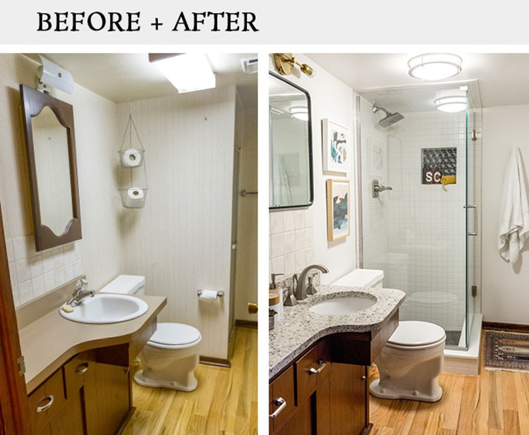 There's no way around it: Bathroom renovations are tough – both mentally and financially. Make the process less painful with help from The Home Depot.