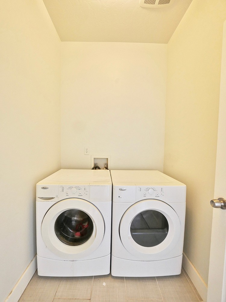 Alex Mazhukhin from Mr Built It remodels his laundry room with the help of The Home Depot. Check out this step-by-step guide that transformed his space from awkward to awesome!
