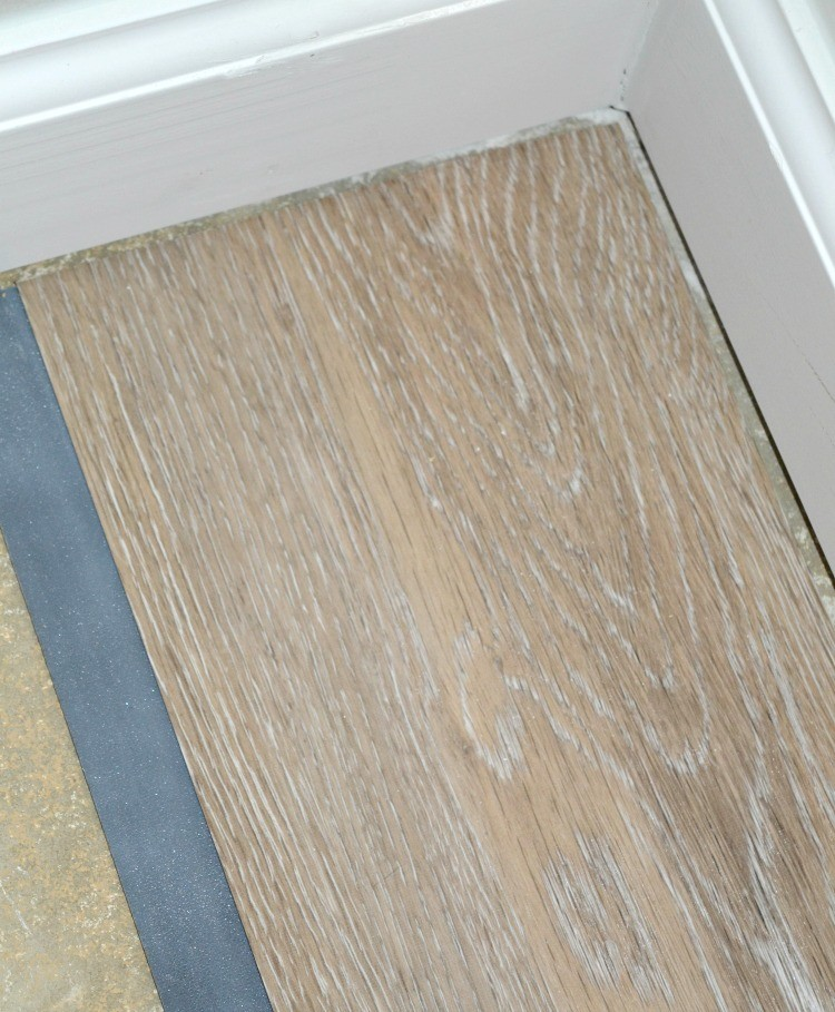 Becca Bertotti transforms her basement flooring with the help of The Home Depot. Discover a step-by-step DIY install guide for luxury vinyl plank flooring.