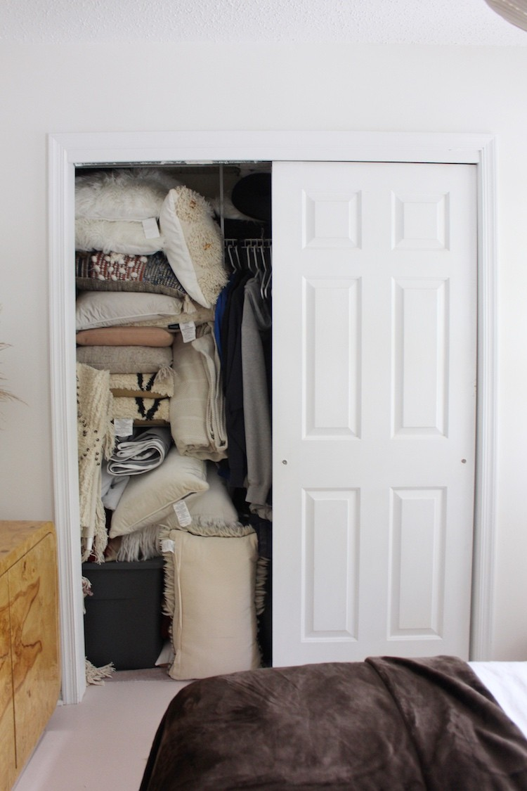 Cara Irwin of Goldalamode puts her design skills to the test in this step-by-step DIY closet doors tutorial.