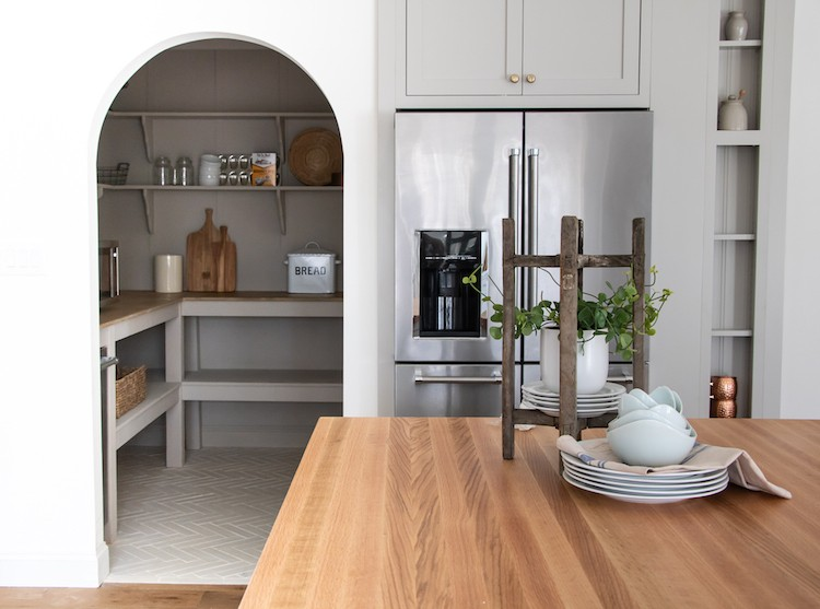A Modern Kitchen Revamp With KitchenAid Appliances