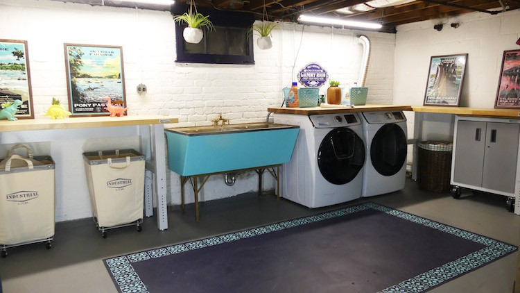 Laundry Room Renovation