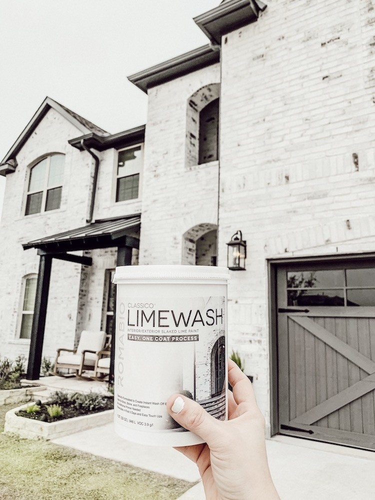 A Whole New Exterior with Classico Limewash