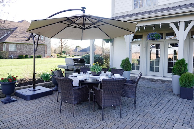 Creating an Outdoor Oasis Ready to Entertain Guests