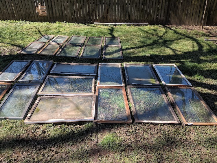 Before & After: A Beautiful Backyard Greenhouse