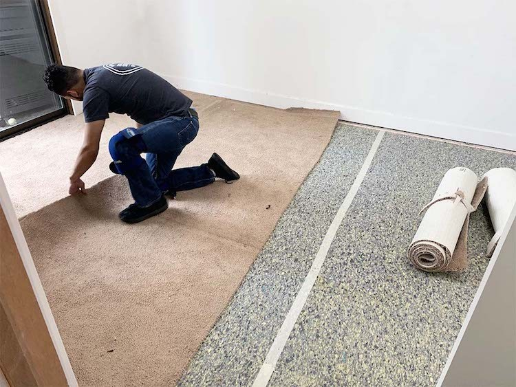 Bedroom Makeover with LifeProof Carpet – Home Improvement Blogs