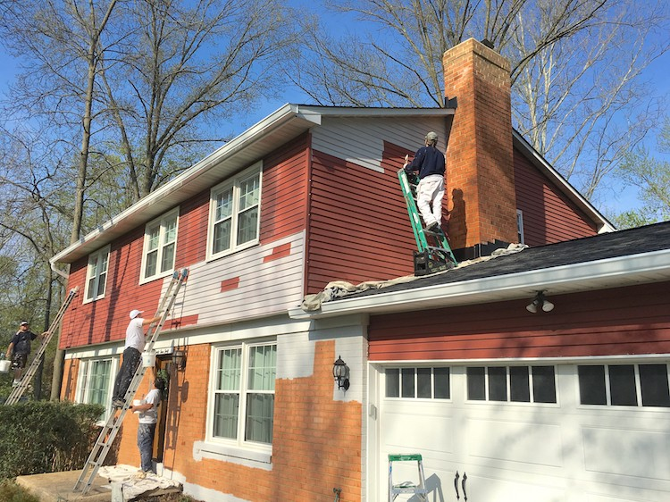 Updating Your Two-Story Colonial for More Curb Appeal
