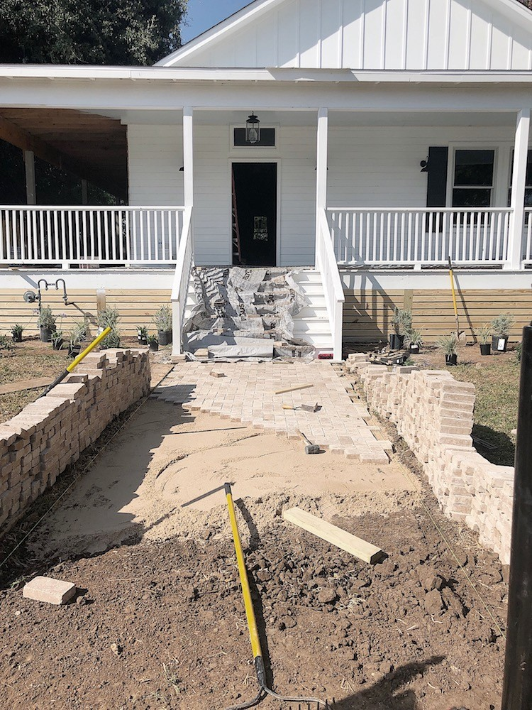 Adding Curb Appeal to a One Hundred Year Old Home Remodel