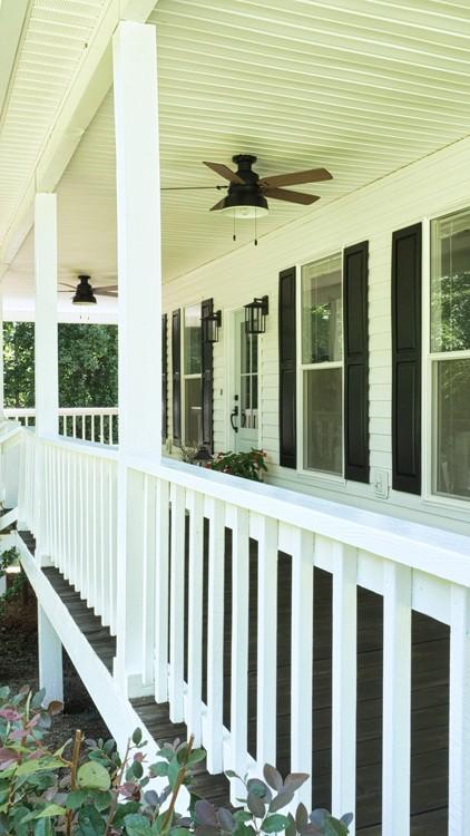 Front Porch Restoration