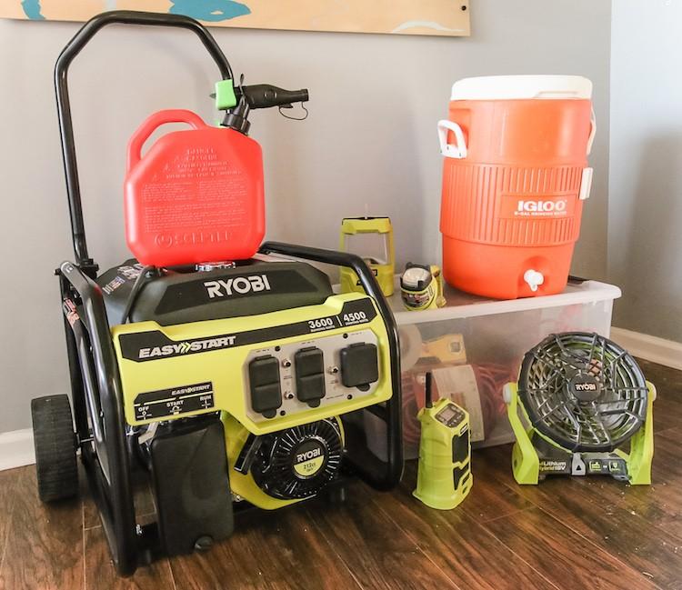 Home Hurricane Prep Kit