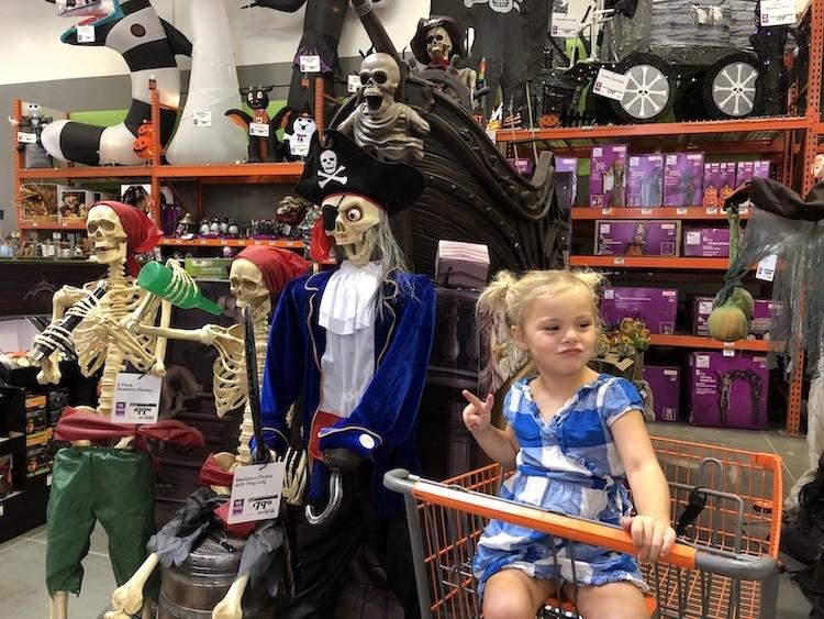 Classy Clutter Halloween