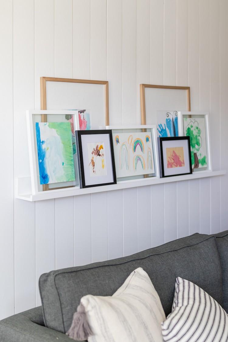 Casual Modern Playroom Decor