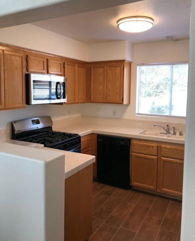 Rental Home Kitchen Renovation