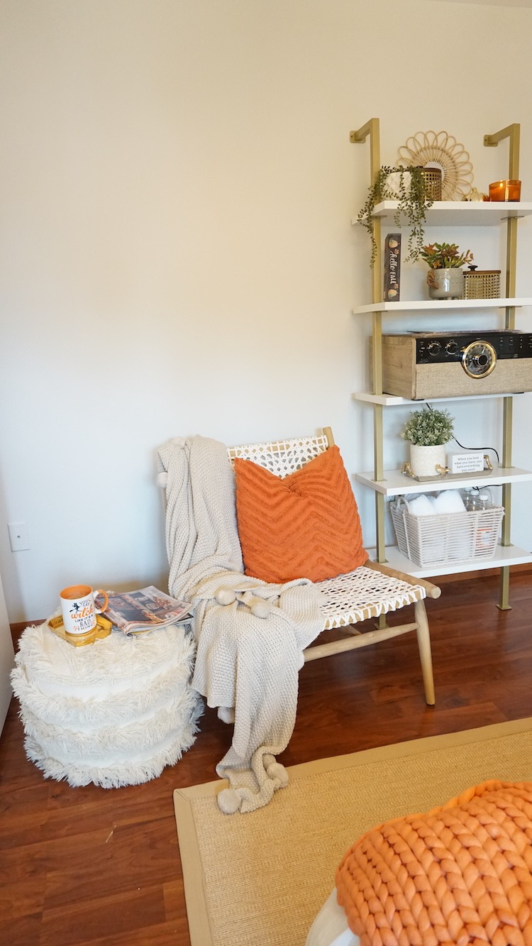 Creating A Bohemian Chic Guest Bedroom For Fall