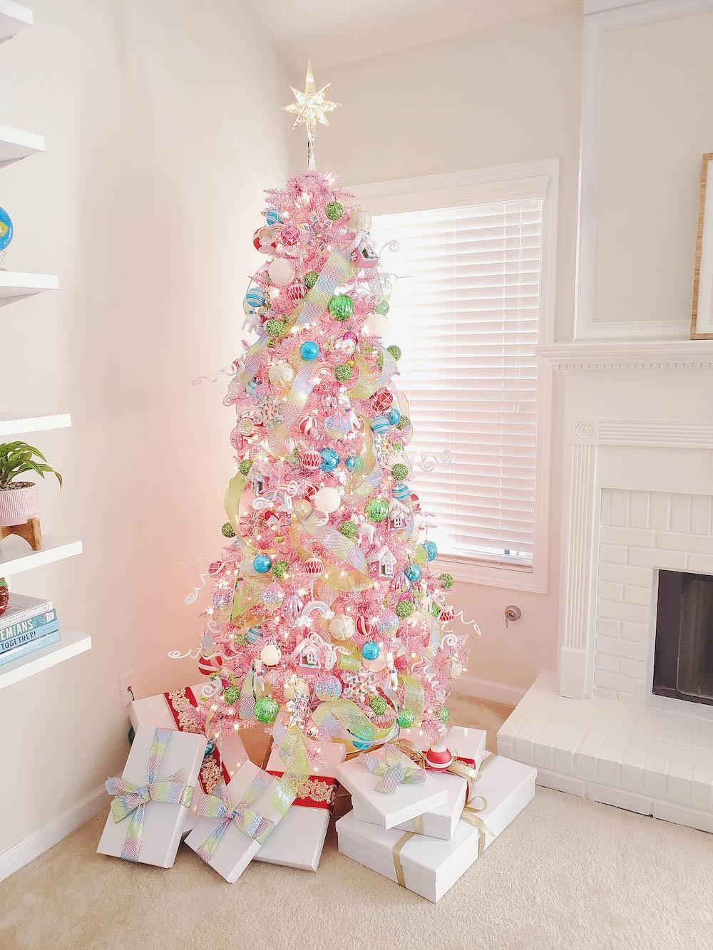 Blending Traditional Christmas with Whimsical Style