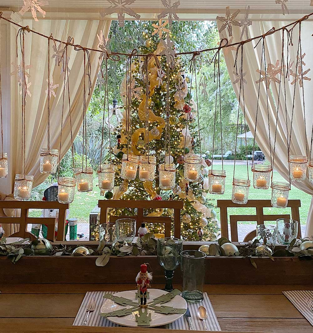 How to Create a Nutcracker Themed Christmas Dinner