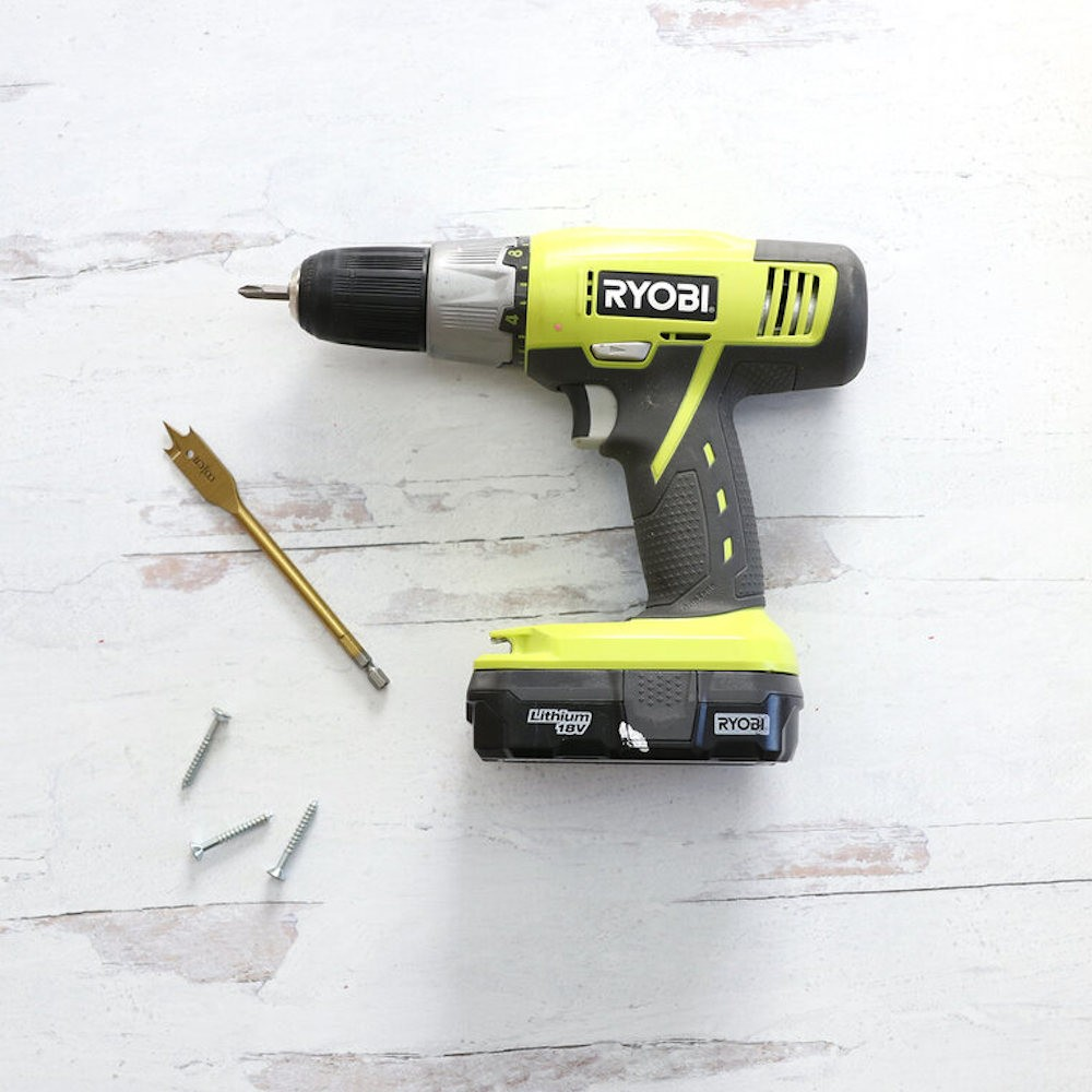 DIY Kinara Making Drill Tool